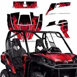 Graphic Kit Can-Am Maverick 1000r Decals CamAm UTV MAX Wrap 1000 RK STR