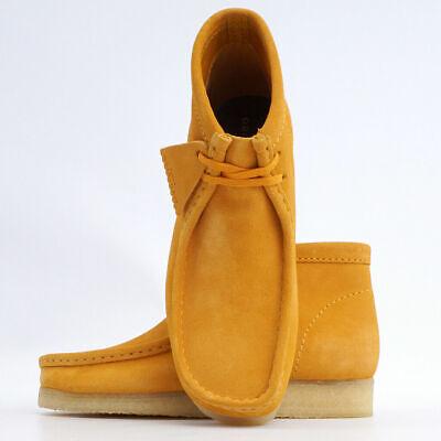 Clarks Wallabee Boot Mens Originals Icon Boots suede