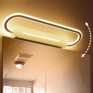 17W/23W/28W LED luce parete dispositivo regolabile comò specchio lampada SMD 2835 Hotel