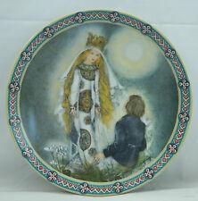 """Bradford 1986 """"Seit Ich Ihn Gesehen"""" Since I First Saw Him Collector Plate"""