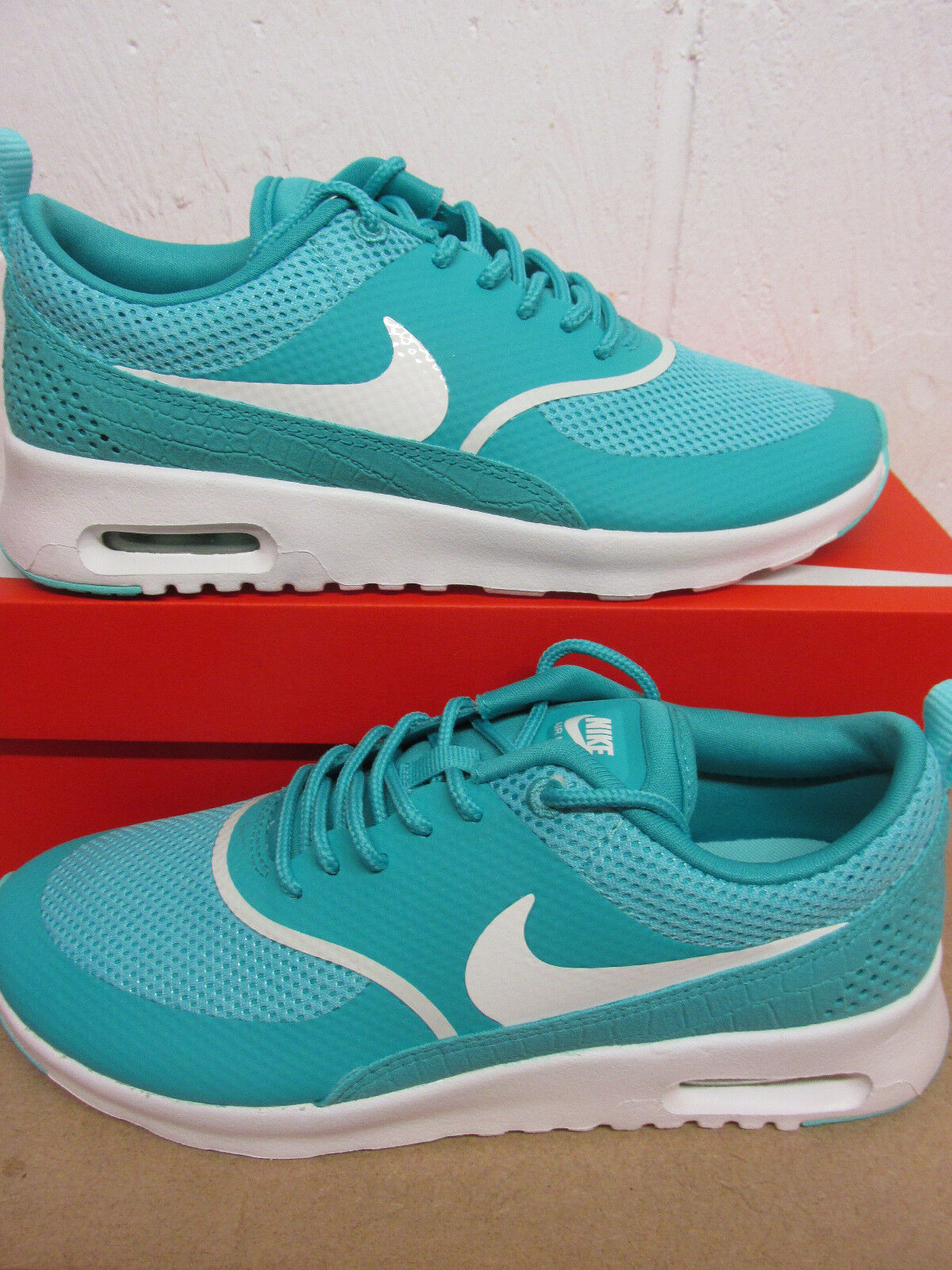 nike womens air max THEA running trainers 599409 307 sneakers shoes