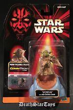Star Wars Episode I Jedi Master Yoda Phantom Menace Comm Tech Council Chair 1