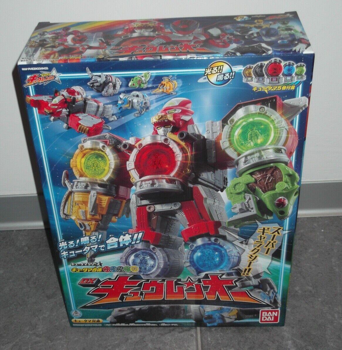 BeAI Dx  Kyuranger Kyutama Gattai Kyurenoh energia Rangers Megazord Sentai  con il prezzo economico per ottenere la migliore marca