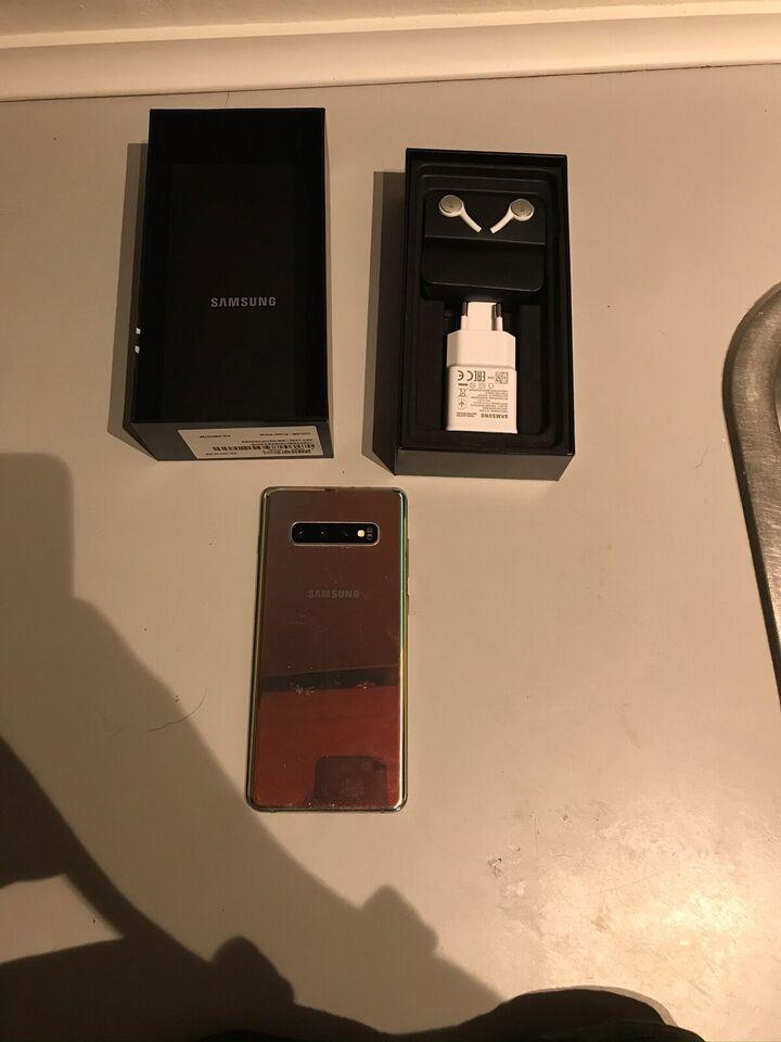 Samsung Samsung galaxy s10+, 128 GB , Perfekt