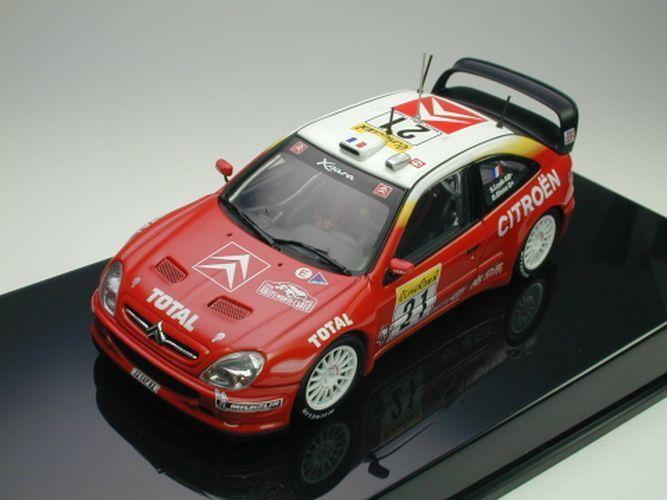 Autoart 1 43 Citroen Xsara Monte Carlo 2002 S.Loeb D.Elena from Japan