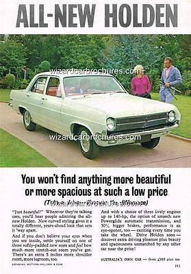1965 VALIANT SEDAN SAFARI AP6  A3 POSTER AD SALES BROCHURE ADVERTISEMENT ADVERT
