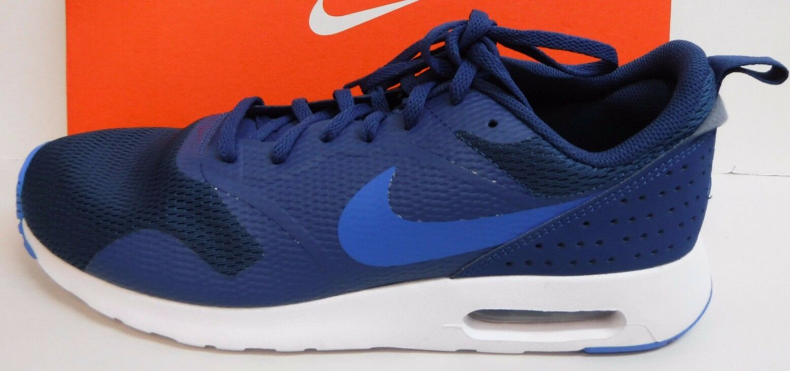 Nike Size 11.5 Air Max bluee Sneakers New Mens shoes