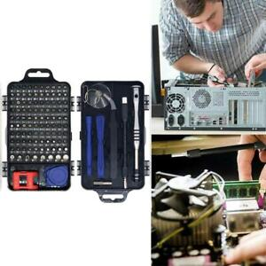 115-in-1-Magnetic-Precision-Screwdriver-Set-Computer-Repair-Kit-Tool-WATCH-A5F4