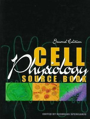 Cell Physiology Source Book : A Molecular Approach-ExLibrary