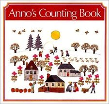 Anno's Counting Book by Mitsumasa Anno (1977, Hardcover)