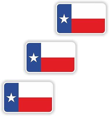 "Colorado USA United States America 3x Small Flag Vinyl Stickers 0.8/""x1.2/"""