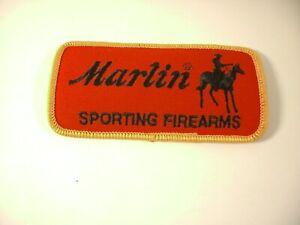 Vintage-Marlin-Sporting-Firearms-Patch