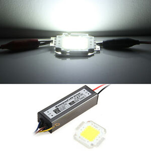 50W-LED-Driver-Power-Supply-Waterproof-IP67-with-50W-LED-Chip-Lamp-Light-White