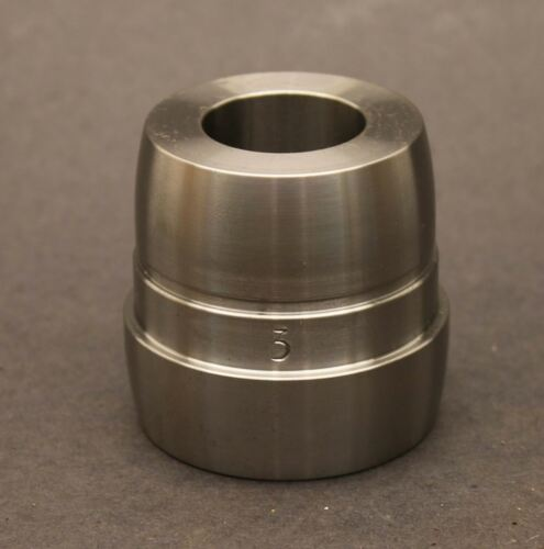 """Ammco 9192 1.711/"""" 2.073/"""" Bearing Race Adapter Brake Lathe Double Taper Cone"""
