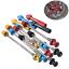 MTB-Road-Bike-Wheel-Locking-Security-Quick-Release-Skewers-Anti-Theft-Skewer-Set thumbnail 1