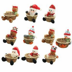 Merry-Christmas-Candy-Storage-Basket-Decorations-Santa-Claus-Storage-Baskets-O