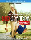 Jackass Presents: Bad Grandpa (Blu-ray Disc, 2014, 2-Disc Set)