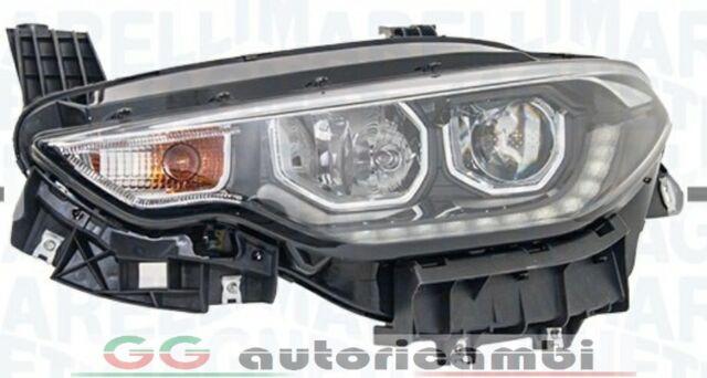 Faro Izquierdo 2H7 DRL LED Fiat tipo 15> 4/5PORTE Marelli