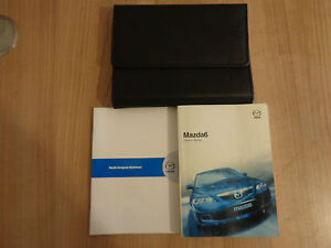 Image Is Loading Mazda 6 Owners Handbook Manual And Wallet 05