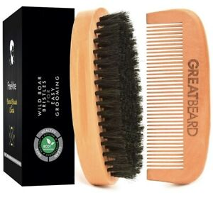 Best-Beard-Comb-amp-Beard-Brush-Bundle-for-Men-Beard-Grooming-kit