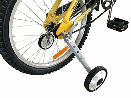 Variable Speed Bicycle Training Wheels Adjustable for Adults Kids 16  to 24