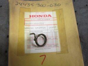 Honda CB 750 OEM Shift Drum Stopper Spring 24435-300-030
