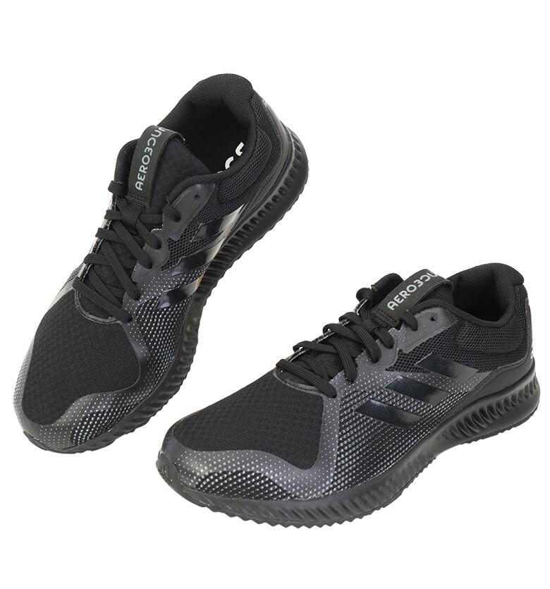 Adidas Aerobounce Racer (BW1561) fonctionnement chaussures athlétique Sneakers Bottes
