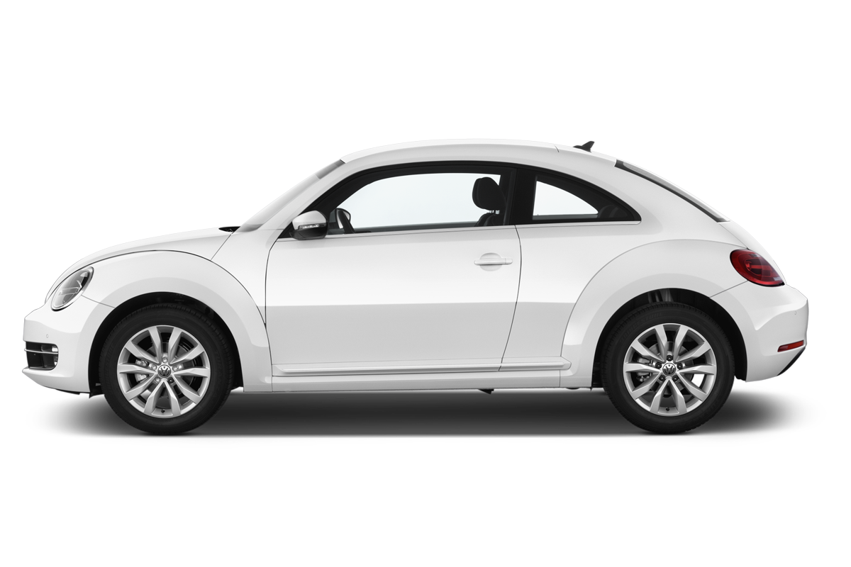 Volkswagen Beetle side view