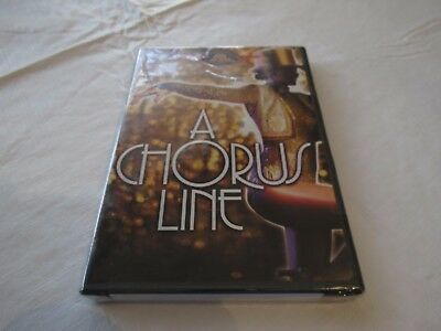 A Chorus Line DVD sealed NEW Michael Douglas MGM inspired movie  NOS old stock