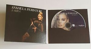 2021 Eurovision - Albania 2021.  Karma - Anxhela Peristeri. ( Promo CD Single.)