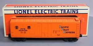 Lionel-6-17305-Pacific-Fruit-Express-Std-O-Reefer-459400-EX-Box-C8-445-gt