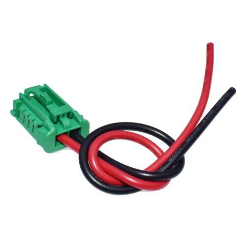 The smaller Plug Wiring Resistor Harness Repair For Citroen Peugeot Renault