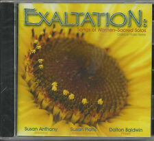 Exaltation Songs Of Women-Scared Solos Classical Praise Serires 2004 CD