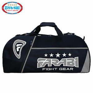 abd1e46e1b46 Image is loading Farabi-Holdall-Bag-Gym-Sports-BackPack-Duffle-Large-