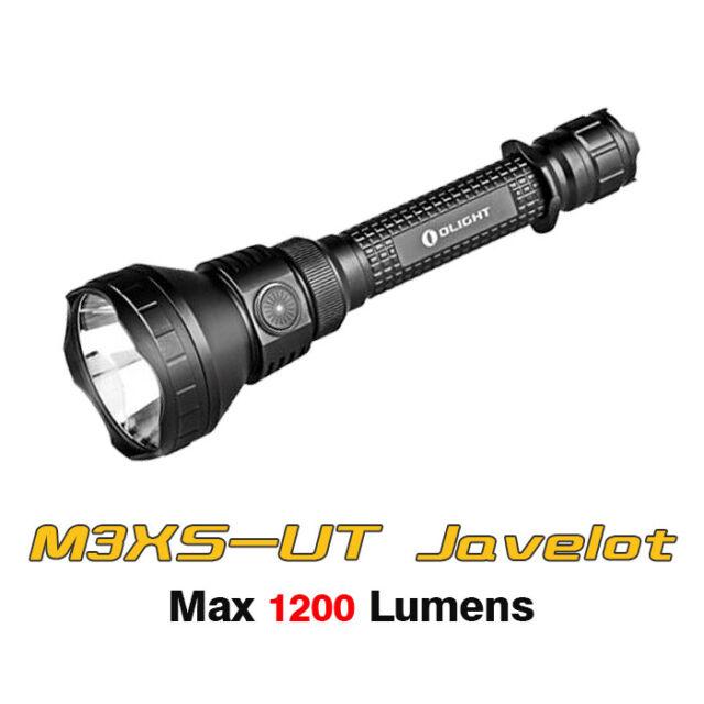 OMNIDOKII 2x Olight 18650 RM23 Olight M3XS-UT Javelot Taschenlampe