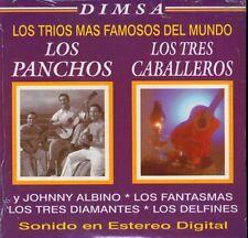Los Panchos / Los Tres Caballeros Los trios mas famosos del mundo