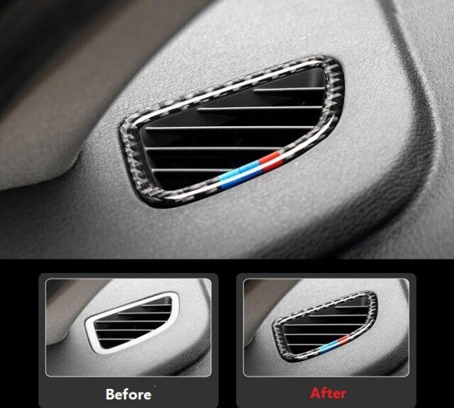 For BMW X3 X4 F25 F26 2011-2017 Carbon Fiber Front Air