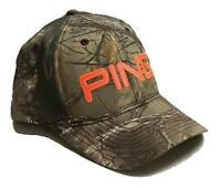 Ping Unstructured Adjustable Golf Hat - Realtree Camo