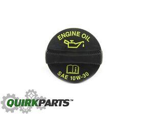 Dodge chrysler 40l 35l engine oil filler cap oem new mopar image is loading dodge chrysler 4 0l amp 3 5l engine publicscrutiny Choice Image