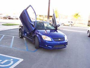 Chevy cobalt 05 up 2 4dr bolt on vertical lambo door for 05 chevy cobalt 4 door
