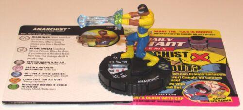 HEADLINE 030 Deadpool and X-Force Marvel HeroClix ANARCHIST