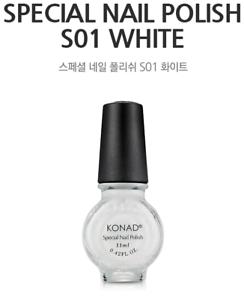 KONAD-SPECIAL-NAIL-POLISH-SO1-WHITE-11ML