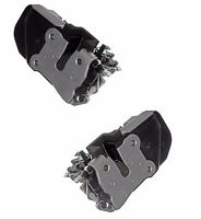 Dodge Ram 1500 03-10 Set Of Rear Left And Right Door Lock Actuator Motor Dorman