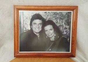 Johnny-Cash-June-Carter-Helen-Carter-Carlene-Carter-Autographed-8x10-Photo-1986