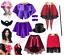 Women-039-s-The-GREATEST-SHOW-Wear-Costumes-ZENDAYA-Bearded-Lady-Ringleader-Costumes thumbnail 1