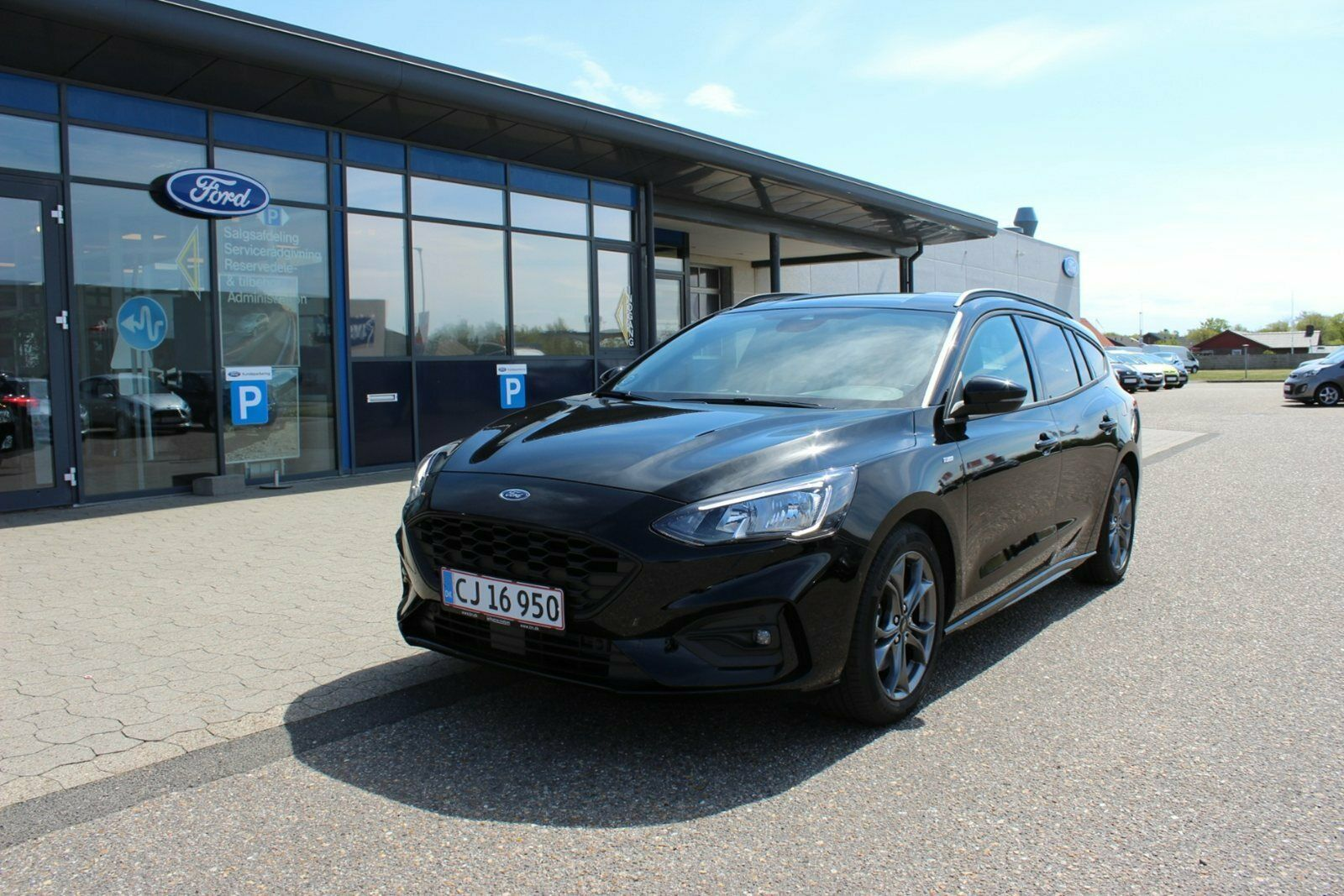 Ford Focus 1,5 EcoBoost ST-Line stc.