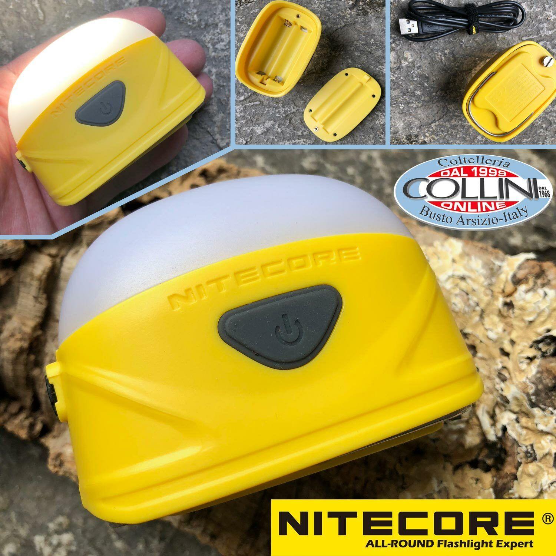 Nitecore - LA30 - Linterna recargable USB - 250 lúmenes - Antorchas Led