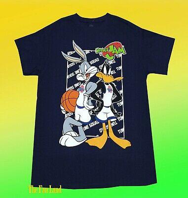 SPACE Jam Ragazzi Bugs e Daffy T-shirt