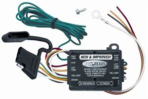 tow ready 119130 trailer light converter | ebay hoppy tail light converter wiring diagram