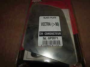 Glace-de-retroviseur-GP3571-opel-vectra-coter-gauche-NEUF